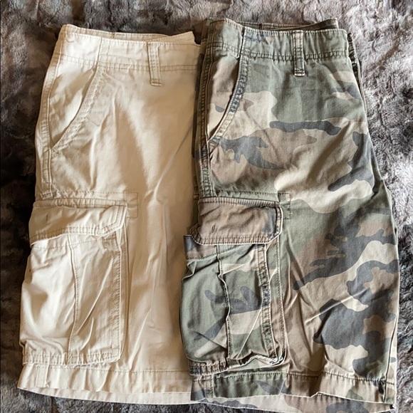 🔥3/$20 Men's Old Navy cargo shorts bundle